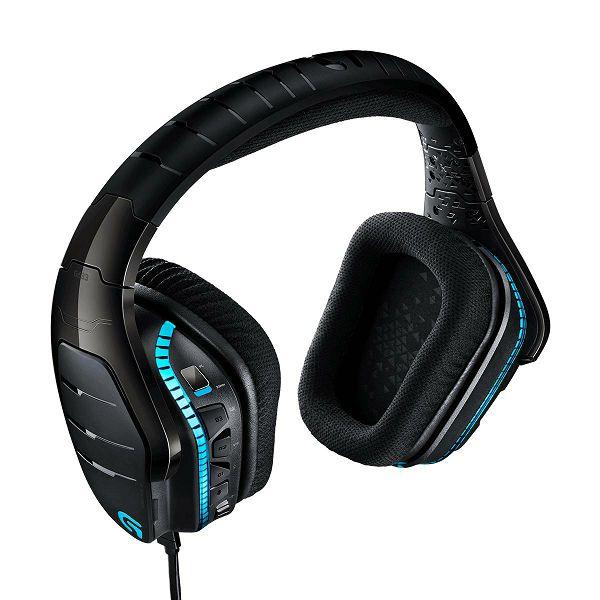 Logitech headset G633 Artemis Spectrum 7.1, RGB, 981-000605