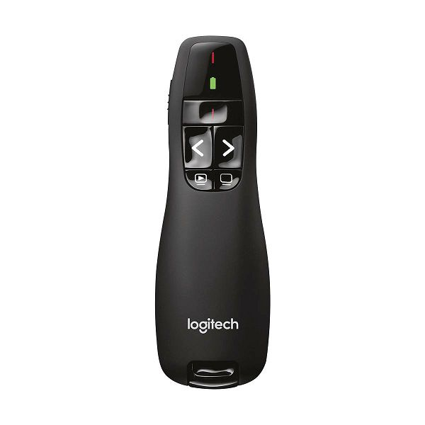 Logitech Wireless R400 prezenter