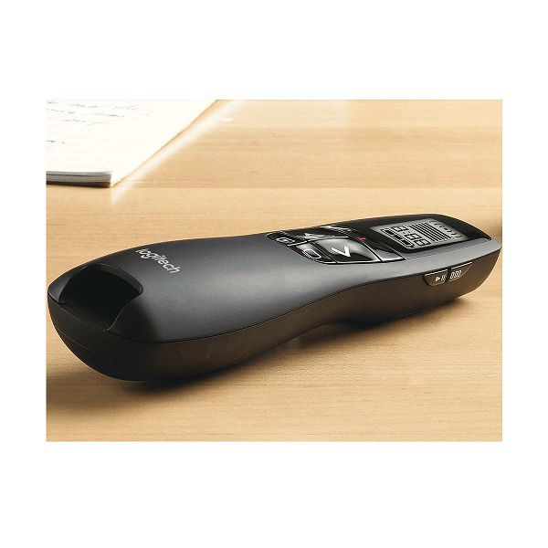 Logitech Wireless R700 prezenter