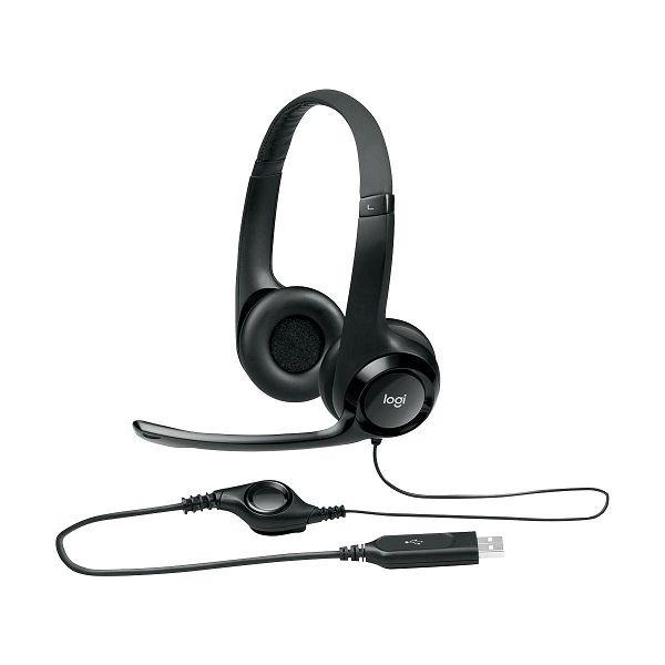 Logitech headset H390 USB