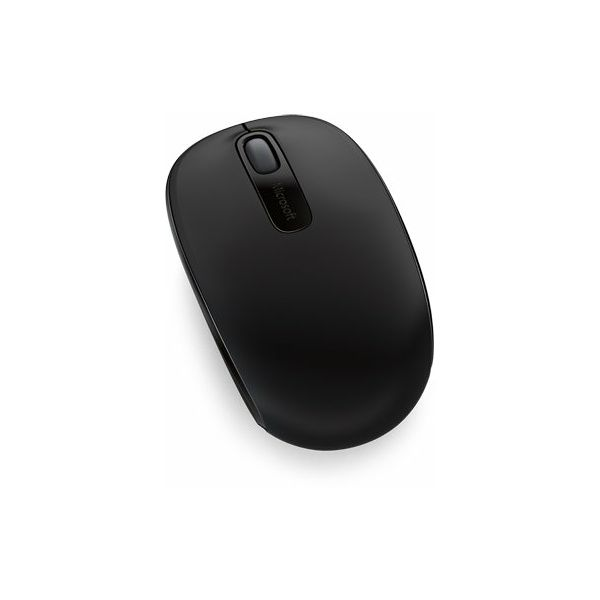 MS Wireless Mobile Mouse 1850 Black