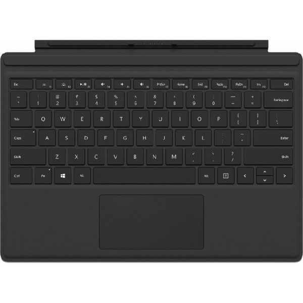 Microsoft Surface Pro Type Cover Black, FMN-00005
