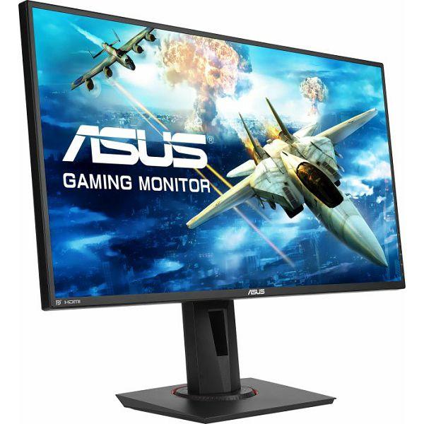 ASUS VG278Q TN, DVI/ HDMI/ DisplayPort/zvučnici