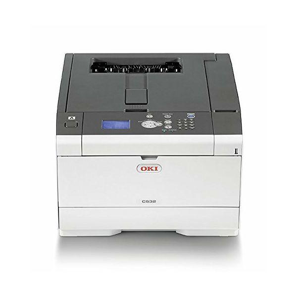 Oki C532dn, A4 printer u boji