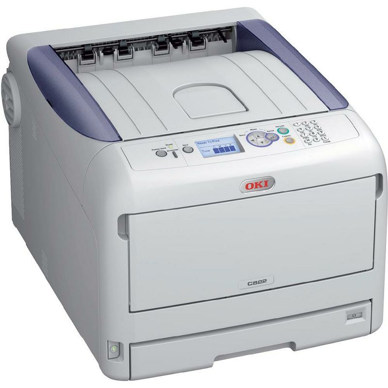 OKI C822n, A3 color