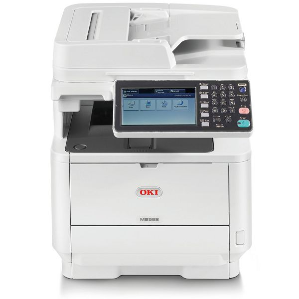 OKI MB562dnw prnt/scan/copy/fax