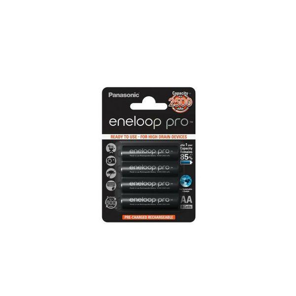 Panasonic bat AA eneloop 4 XX/Pro