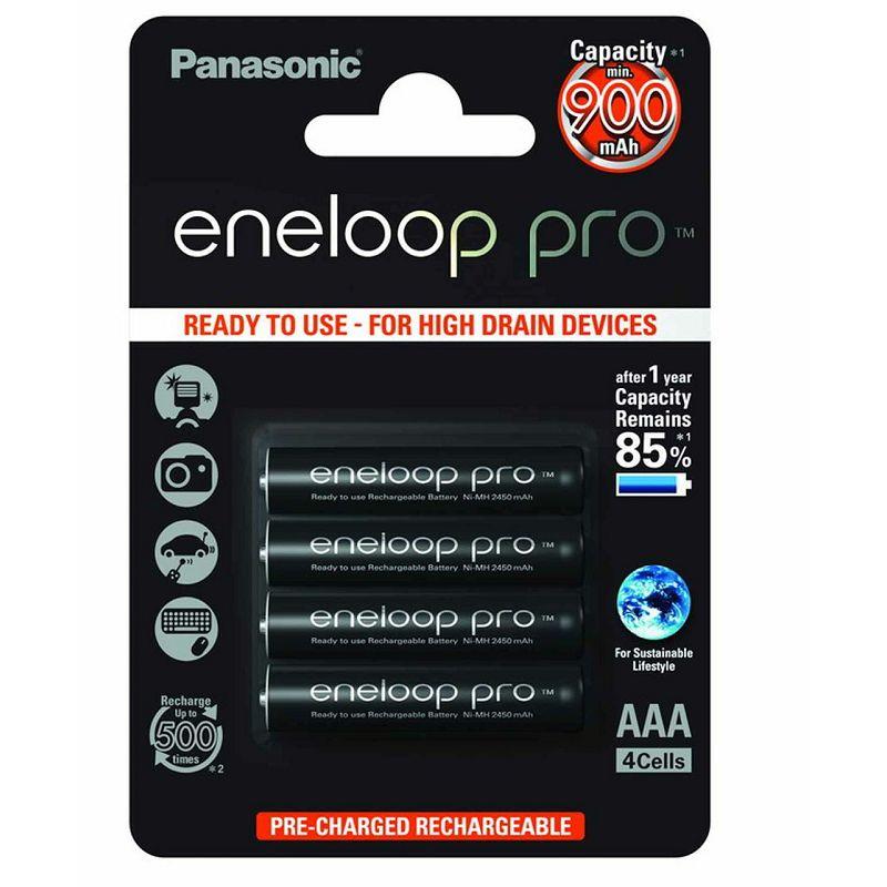 Panasonic bat AAA eneloop 4 XX/Pro