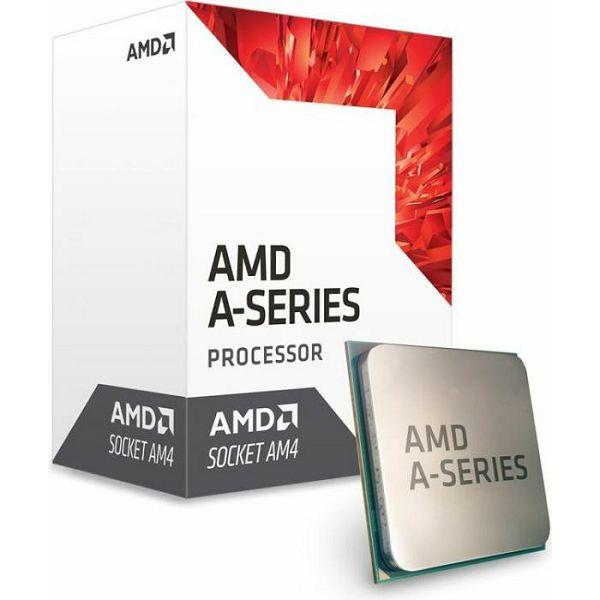 CPU AMD A10 9700 BOX AM4, AD9700AGABBOX