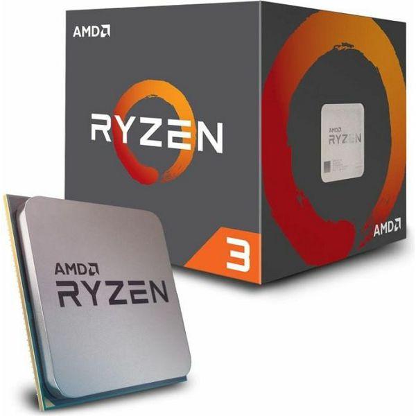 CPU AMD Ryzen 3 1200 BOX, s. AM4