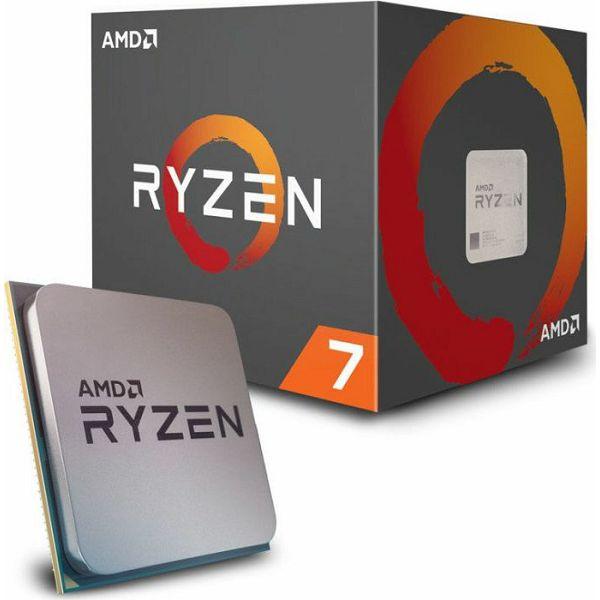 CPU AMD Ryzen 7 2700X, 3.70GHz, 16MB Cache, s.AM4, YD270XBGAFBOX
