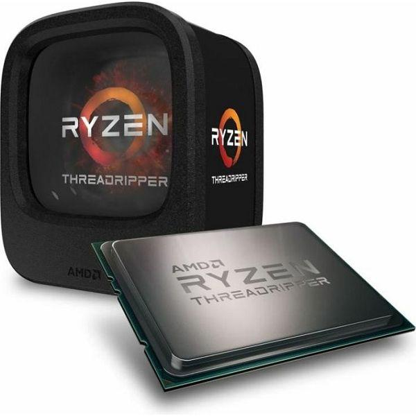 Procesor AMD Ryzen Threadripper 1950X (32MB Cache, up to 4.00GHz), s.TR4, YD195XA8AEWOF