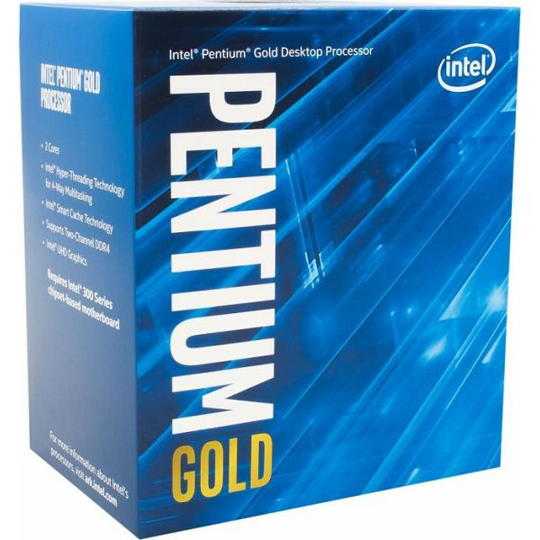 Intel Pentium G5600 3.9GHz, LGA1151, BX80684G5600