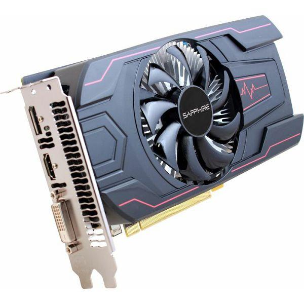 Sapphire RX560 Pulse OC, 4GB GDDR5, 11267-18-20G, Jamstvo 24 mjeseci