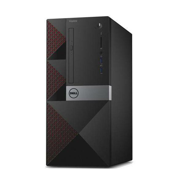 Stolno računalo Dell Vostro 3668 MT, i5-7400 3.0GHz, 4GB DDR4, 1TB HDD, Intel HD, DVDRW, Linux, 210-AKLK-02