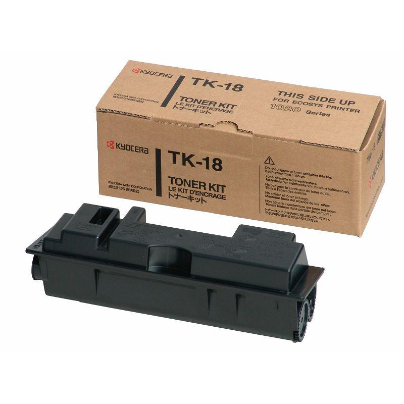 Kyocera TK18 toner FS 7200str