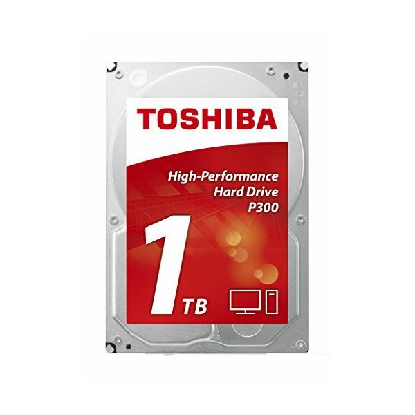 HDD 1TB Toshiba P300 High-Performance, 3.5