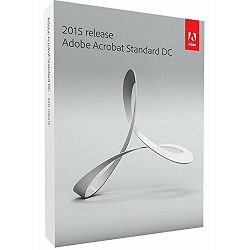Adobe: Acrobat Standard 2015 Document Cloud (English) (PC)