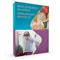 Adobe PHOTOSHOP & PREMIERE Elements 13 WIN/MAC IE licenca - Softverski paket Adobe® Photoshop® Eleme