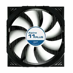 ARCTIC Alpine 11 plus, socket Intel 1150, 1151, 1155, 1156, 775 92mm PWM Fan, 500 - 2000 RPM contro