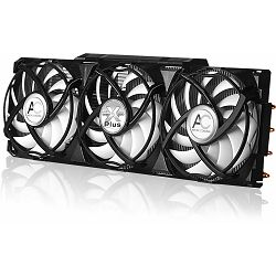 ARCTIC COOLING ACCELERO Xtreme Plus II, 3xfan 92mm, kompatibilnost : Multi-Compatible, Fan speed 90