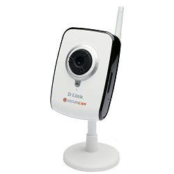 D-Link DCS-2121, bežična IP kamera, 10/100Mbps Fast Ethernet Port, IEEE 802.11g 54Mbps Wireless LAN