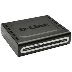 D Link DSL-320B (Annex A), Format eksterni, ADSL2+ Ethernet Modem. 10/100Mbps 100BaseTX Interface (