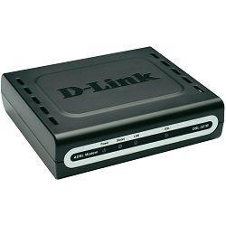 D Link DSL-321B ,ADSL2+ Ethernet modem (Annex B), 10/100Mbps 100BaseTX Interface (RJ45), ADSL Inter