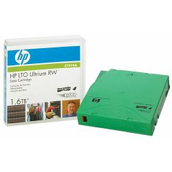 DAT Traka HP LTO-4 1.6TB RW  C7974A, Tehnologija LTO/Ultrium, Data Cartridge, Kapacitet (nativni) 8