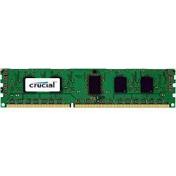 DDR3 2GB (1x2GB) PC3-12800 1600MHz CL11 Crucial, CT25664BA160B