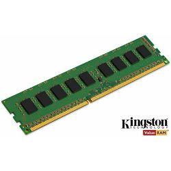 DDR3 2GB (1x2GB) PC3-12800 1600MHz CL11 Kingston Value, KVR16N11S6/2