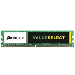 DDR3 4GB (1x4GB) PC3-12800 1600MHz CL11 Corsair Value, CMV4GX3M1C160C11