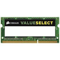 DDR3 4GB PC3-8500 1066MHz CL7 Corsair, CM3X4GSD1066, sodimm