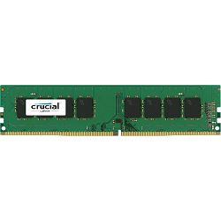 DDR4 8GB (1x8) PC4-19200 2400MHz CL17 Crucial, CT8G4DFS824A
