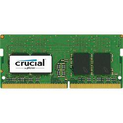 DDR4 8GB PC4-17000 2133MHz CL15 Crucial, CT8G4SFD8213, sodimm