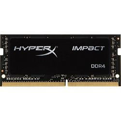 DDR4 8GB PC4-19200 2400MHz CL14 Kingston HyperX Impact, HX424S14IB/8, sodimm