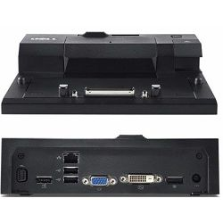Dell E/port II SIMPLE port replicator - Dock 240W