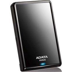 eHDD 2TB ADATA DashDrive HV620 black, USB 3.0, AHV620-2TU3-CBK