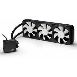 Fractal Kelvin S36 vodeno hlađenje, Ležaj pumpe: Keramika, Blokovi za CPU: Bakar, Radijator: Bakar