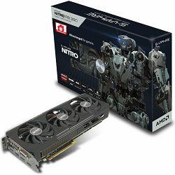 Grafička kartica SAPPHIRE NITRO R9 390 8G D5 Tri-X, 8 GB DDR5, 512-bit, backplate