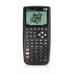 HP 50G black, F2229AA, grafički kalkulator, Broj linija zaslona 9, Dimenzije (ŠxDxV) : 8.7 x 2.35 x