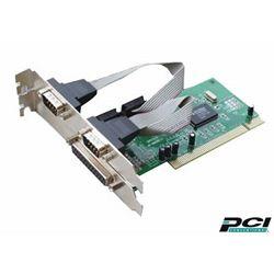 Kontroler Asonic 2x serijski (RS232) + 1x Paralel, PCI
