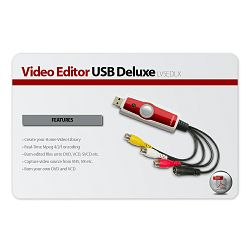 LifeView LV5E, NOTLV5EDLX, USB Video Editing Card Not Only