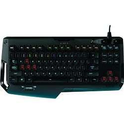 Logitech G410, Tenkeyless Mechanical Gaming Keyboard, USB, Backlight, Other Features: Exlusive Rome