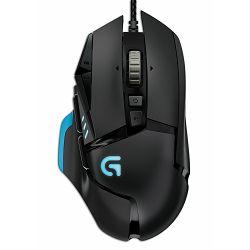Logitech Gaming G502 Proteus Core, USB optical mouse, 11 programabilnih tipki, Max. ubrzanje: veće