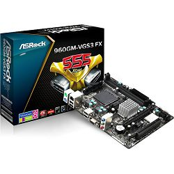 Matična ploča ASRock 960GM-VGS3 FX, sAM3+