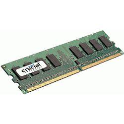 Memorija DDR2 2GB (1x2GB) PC2-6400 800MHz CL6 Crucial, CT25664AA800