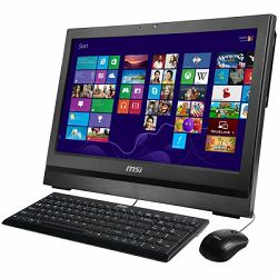 MSI AiO AP200 Intel H81, Pentium G3250, 4GB DDR3, 500GB, LAN, Wi-Fi, 2xCOM, DVDRW