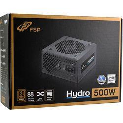 Napajanje 500W FSP Fortron/Source Hydro, ATX 2.4, HD500
