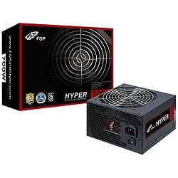 Napajanje Fortron 600W, Hyper, PPA6003302, 12cm ventilator, Active PFC, Učinkovitost: preko 85%, Ko